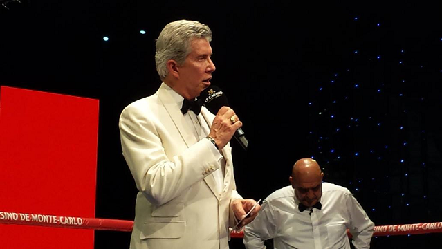 il Ring Announcer : Michael Buffer.